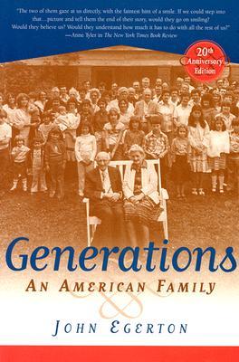 Generations: An American Family, Egerton, John