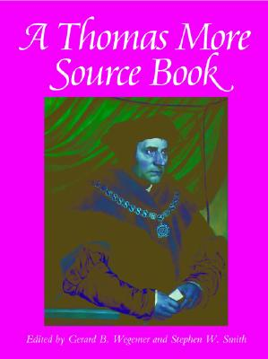Image for A Thomas More Source Book