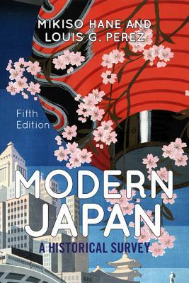 Image for Modern Japan: A Historical Survey