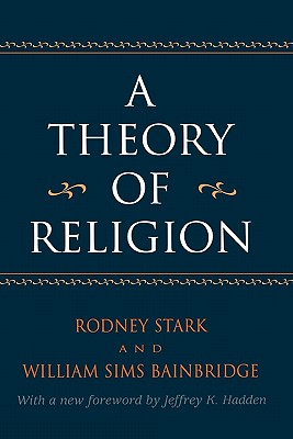 Image for A Theory of Religion