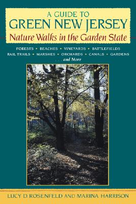 Image for GUIDE TO GREEN NEW JERSEY : NATURE WAL