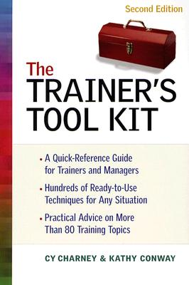 Image for The Trainer's Tool Kit