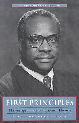 Image for First Principles: The Jurisprudence of Clarence Thomas