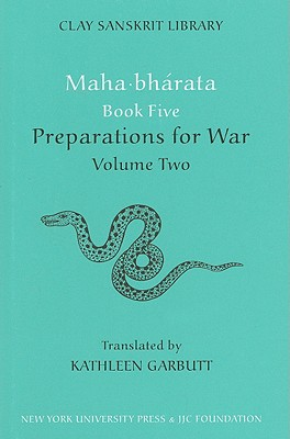 Image for Mahabharata Book Five (Volume 2): Preparations for War (Clay Sanskrit Library (35))
