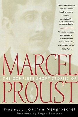 Image for The Complete Short Stories of Marcel Proust
