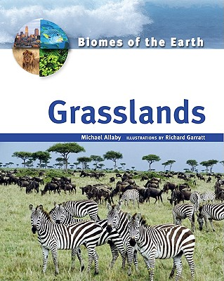 Image for Grasslands (Biomes of the Earth)