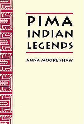 Image for Pima Indian Legends