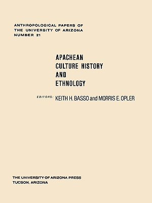 Image for Apachean Culture History and Ethnology (Anthropological Papers)