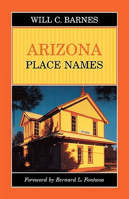 Arizona Place Names, Barnes, Will Croft