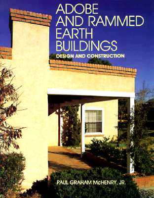 Image for ADOBE AND RAMMED EARTH BUILDINGS DESIGN AND CONSTRUCTION