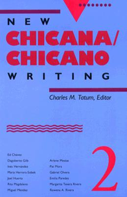 Image for New Chicana/Chicano Writing, Volume 2