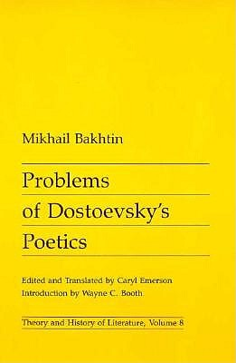 Image for Problems of Dostoevsky's Poetics