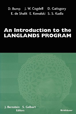 An Introduction to the Langlands Program