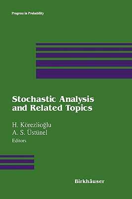 Image for Stochastic Analysis and Related Topics (Progress in Probability)
