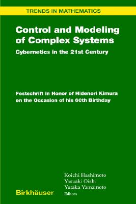 Image for Control and Modeling of Complex Systems