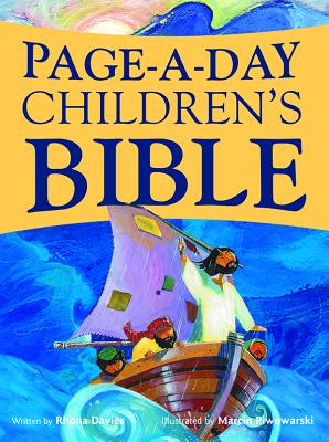 Image for Page-A-Day Children's Bible