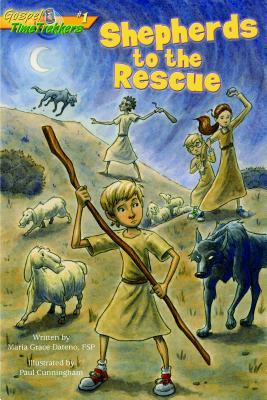 Image for Shepherds to the Rescue (Gtt 1) (Gospel Time Trekkers)