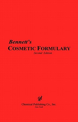 Bennett's Cosmetic Formulary, Bennett, Harry