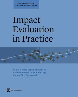 Image for Impact Evaluation in Practice (World Bank Training Series)