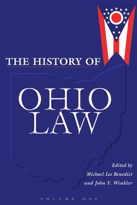 Image for The History of Ohio Law