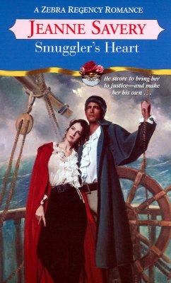 Smuggler's Heart (Zebra Regency Romance), JEANNE SAVERY