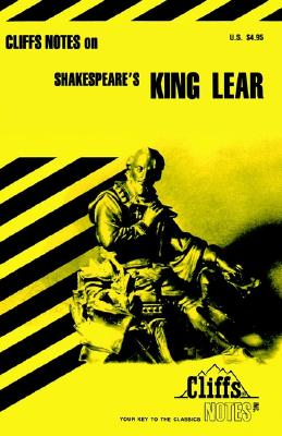 Image for Shakespeare's King Lear (Cliffs Notes)