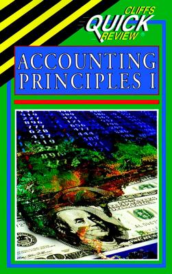 "Accounting Principles I (Cliffs Quick Review), ""Minbiole, Elizabeth A"""