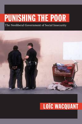 Image for Punishing the Poor: The Neoliberal Government of Social Insecurity (Politics, History, and Culture)
