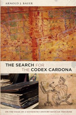 Image for The Search for the Codex Cardona