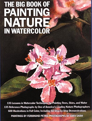 Image for The Big Book of Painting Nature in Watercolor