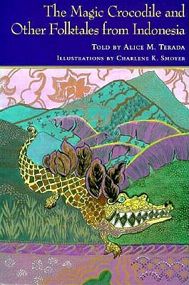 Image for Magic Crocodile and Other Folktales from Indonesia, The