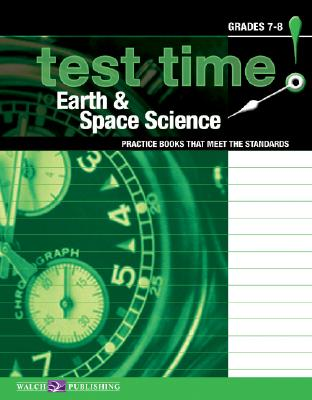 Image for Test Time!  Practice Books That Meet The Standards: Earth & Space Science (Test Time!  Practice Books That Meet the Standards Science Series Ser)