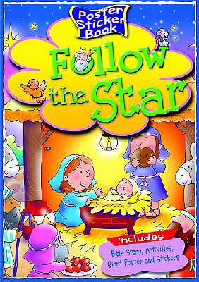 Follow the Star (Poster Sticker Books), David, Juliet