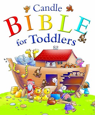 Candle Bible for Toddlers, Juliet David, Helen Prole