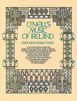 Image for O'Neill's Music of Ireland: Over 1,000 Fiddle Tunes