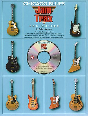 Image for Jam Trax: Chicago Blues (Music Sales America)
