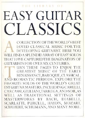 The Library of Easy Guitar Classics, Amy Appleby