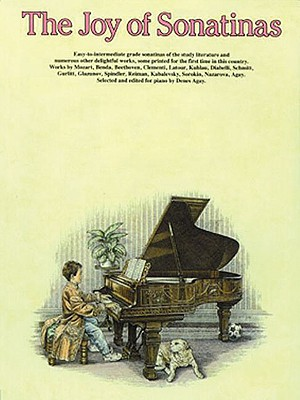 Image for The Joy of Sonatinas: Piano Solo (Joy Of...Series)