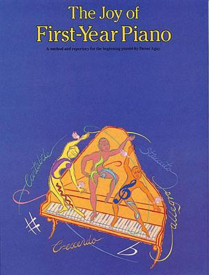 Image for Joy Of First Year Piano, The