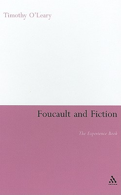 Image for Foucault and Fiction: The Experience Book