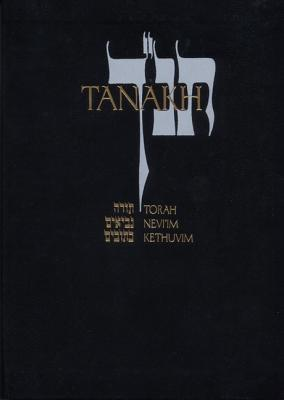 JPS TANAKH: The Holy Scriptures, Presentation Edition (black): The New JPS Translation According to the Traditional Hebrew Text