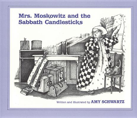 Image for Mrs. Moskowitz and the Sabbath Candlesticks