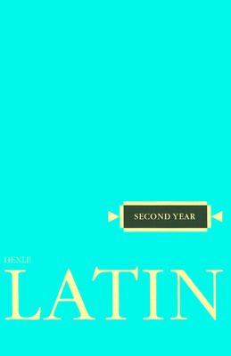 Image for Latin : 2nd Year