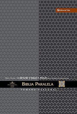 RVR 1960/NVI Biblia paralela, tamano personal (Spanish Edition), Zondervan (Author)