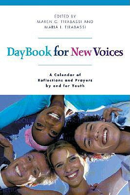 Image for Daybook for New Voices: A calendar of Reflections and Prayers by and for Youth