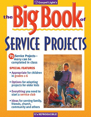 Image for The Big Book of Service Projects