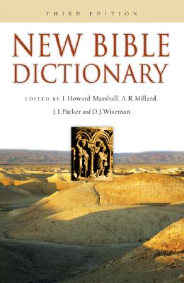 """Image for """"New Bible Dictionary, Third Edition"""""""