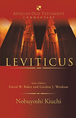 Image for AOTC Leviticus (Apollos Old Testament Commentary)