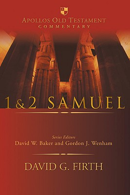 Image for AOTC 1 & 2 Samuel (Apollos Old Testament Commentary, Vol. 8)