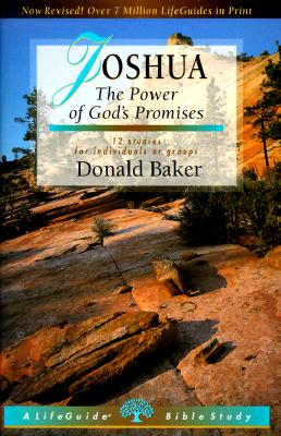 Image for Joshua: The Power of God's Promises (Lifeguide Bible Studies)